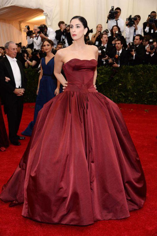 Sarah Silverman glamor