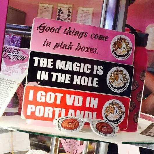 VP in Portland