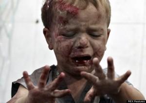 Conflict in Aleppo, Syria - 03 Oct 2012
